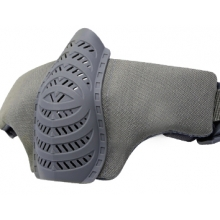 Big Foot Tactical Half Face Mask (Urban Grey)