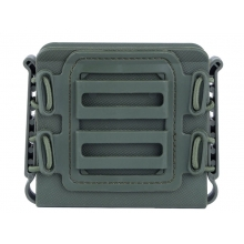 Big Foot Sniper Fast Magazine Pouch (Polymer - Adjustable Elasticated Retention - OD)