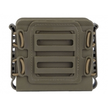 Big Foot Sniper Fast Magazine Pouch (Polymer - Adjustable Elasticated Retention - Tan)