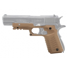 CCCP 1911 Full Lower Frame Cover with Under Rail (Tan)