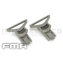 FMA Goggle Swivel Clips 36mm (FG) (TB314)