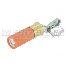 FMA M870 TYPE FLASHLIGHT 270 Lumen White Light Orange (TB888-WH)