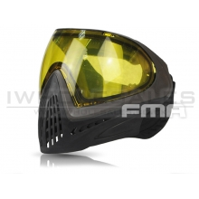 FMA Pro. F1 Full Face Mask (Yellow Lens) (FM-F0017)