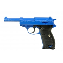 Galaxy G21 Spring Metal Pistol (G21 - Blue)