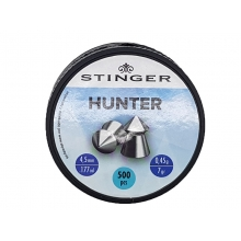 Stinger Hunter BB 4.5 (4.5mm - .177 - 500 Rounds)
