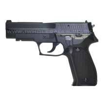 HFC MK8 Gas Pistol (Non-Blowback) (Black - GG-106)