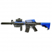 Double Eagle M83A1 M4 Carbine AEG (Blue)