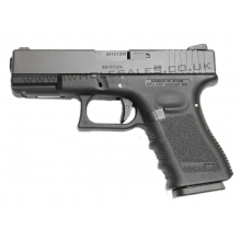 WE 23 Series Pistol Gen 3 Gas Blowback