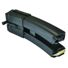 Dual Electric WInd Up Magazine MP5 (500 Rounds)