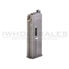 KWC P08 Co2 Magazine for KMB-18DHN (KW-129-18Rnd)