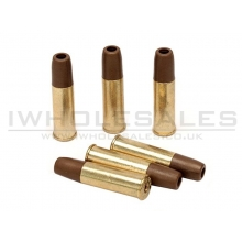 KWC 4.5mm Revolver Shells (Set of 6Pcs) .177 (KW-141)