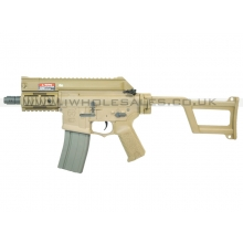 Ares Amoeba M4 CCR Tactical AEF (Dark Earth - Tan)