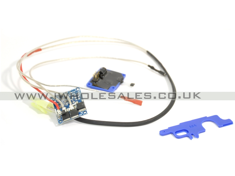 ARES New Electronic Circuit Unit for For ARES M4 Series Rear Wire E-GB-ECU-02