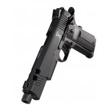 Secutor - Rudis X - Acta Non Verba - 1911 Custom Pistol (Co2 Powered - Gas Ready - Black)