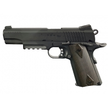 Colt 1911 (Rail) Co2 Pistol (Black - Cybergun - 180524)