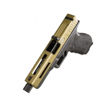 Secutor - Gladius Acta Non Verba - 17 Series Custom Co2 Pistol (Bronze)