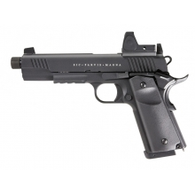 Secutor - Rudis Magna - 1911 - XII Custom Pistol (Co2 Powered - Gas Ready - Black)