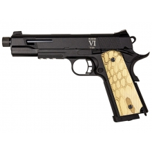 Secutor - Rudis VI - Nomad - 1911 Custom Pistol (Co2 Powered - Gas Ready - Nomad)