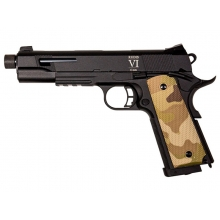 Secutor - Rudis VI - Multic - 1911 Custom Pistol (Co2 Powered - Gas Ready - Multic)