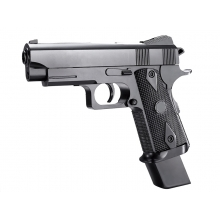 CCCP 4.3 Spring Pistol (Extended Mag. - Black - 2112-A1)