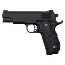 CCCP 5.1 Custom Spring Pistol (Full Metal - Black - V9)