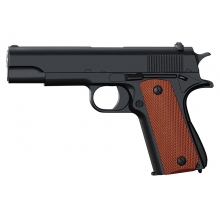 CCCP 1911 S1 Custom Spring Pistol (Full Metal - Black - V11)