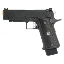 Salient Arms International by EMG 2011 DS 4.3 Gas Pistol (CNC Full Steel Limited Edition 4.3 - Black)