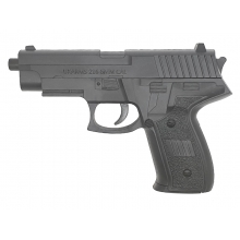 Golden Eagle 226 Spring Pistol (Black - 2:3 Scale - GE2002A)