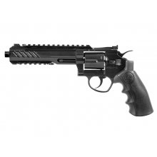 "SRC 6.0"" Titan Co2 Revolver (Full Metal - COR-801BX - Black)"