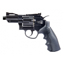 "SRC 2.5"" Titan Co2 Revolver (Full Metal - COR-803BX - Black)"