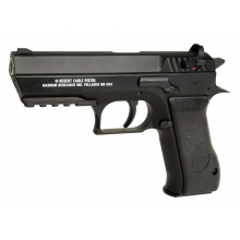 Magnum Research Inc. Baby Desert Eagle Co2 Non-Blowback Pistol (Black - Cybergun - 90300)
