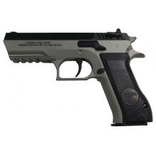Magnum Research Inc. Baby Desert Eagle Co2 Non-Blowback Metal Slide Pistol (Dual Tone - Cybergun - 950302)