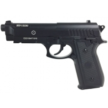 Cybergun PT92 BAX Full Metal Non-Blowback Co2 Pistol (Black - Cybergun - 210307)