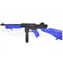 Double Eagle M306F D98 Spring Rifle 2:3 Scale (Blue)