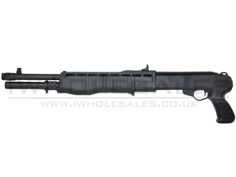 Double Eagle Tri Shot M63 Special Spring Shotgun
