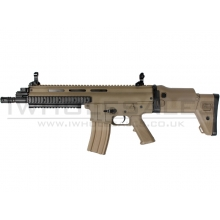 ISSC by Classic Army MK16 MOD Sports Line with Mosfet (Tan - CA-SP102P-DE)