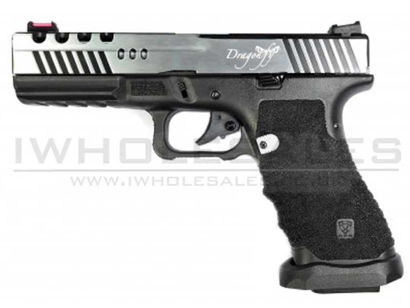 APS - ACP - Dragonfly D-MOD GBB Pistol (Deluxe)