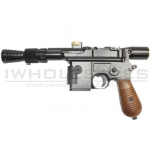 Armorer Works - K00001 - M712 *LIMITED EDITION* Smuggler Blaster with Scope & Flash Hider GBBP (Full Metal)