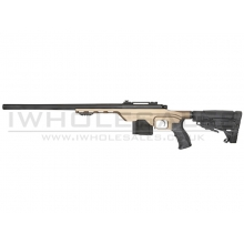 King Arms MDT LSS Tactical Rifle Sniper Rifle (Gas - Tan - KA-AG-176-DE)