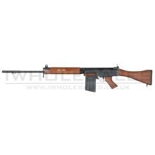 ARES L1A1 SLR Wooden Furniture Edition (AR-024-W)