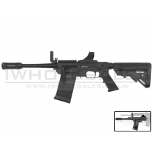 PPS XM26 Stand Alone Gas Shotgun (M4/M16 Mountable - Black - PPSGG0016)