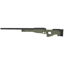Well MB01 L96 Spring Sniper Rifle (Upgraded Steel Parts - OD)