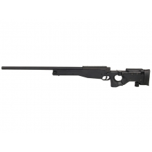Well MB08 Sniper Rifle Folding Stock (Upgraded Steel Parts - Spring - Black)