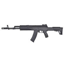 Well D12 AK74 AEG (With Battery and Charger - Black)