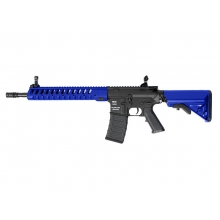 """Classic Army Delta 12"""" (Polymer - Black - NF006P - Blue)"""
