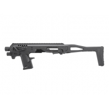 CAA Airsoft Division Roni G5 Pistol Carbine Conversion (Black - 17 Series - CAD-SK-08-BK)