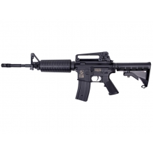 Golden Eagle M4A1 AEG (Inc. Bat. And Charger - Polymer Body - Black)