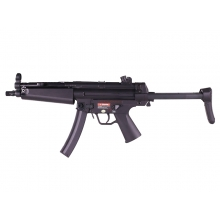 Golden Eagle Swat AEG (Black - 6851 - Inc. Battery and Charger)