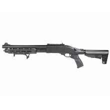 Secutor M870 Velites Invicta Gas Shotgun (M-lok - G-V - Black)