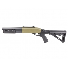Secutor M870 Velites Invicta Gas Shotgun (M-lok - G-III - Tan)